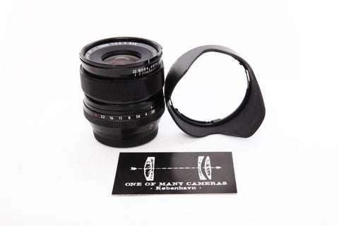 Fuji XF 14mm f2.8 Super EBC R