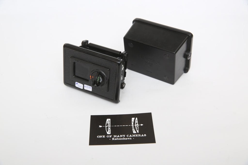 220 Film insert for Pentax 645 cameras
