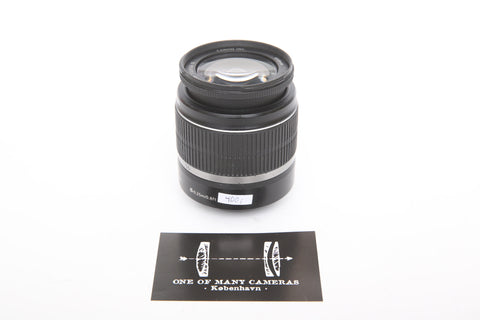 Canon 18-55mm f3.5-5.6 EF-S IS