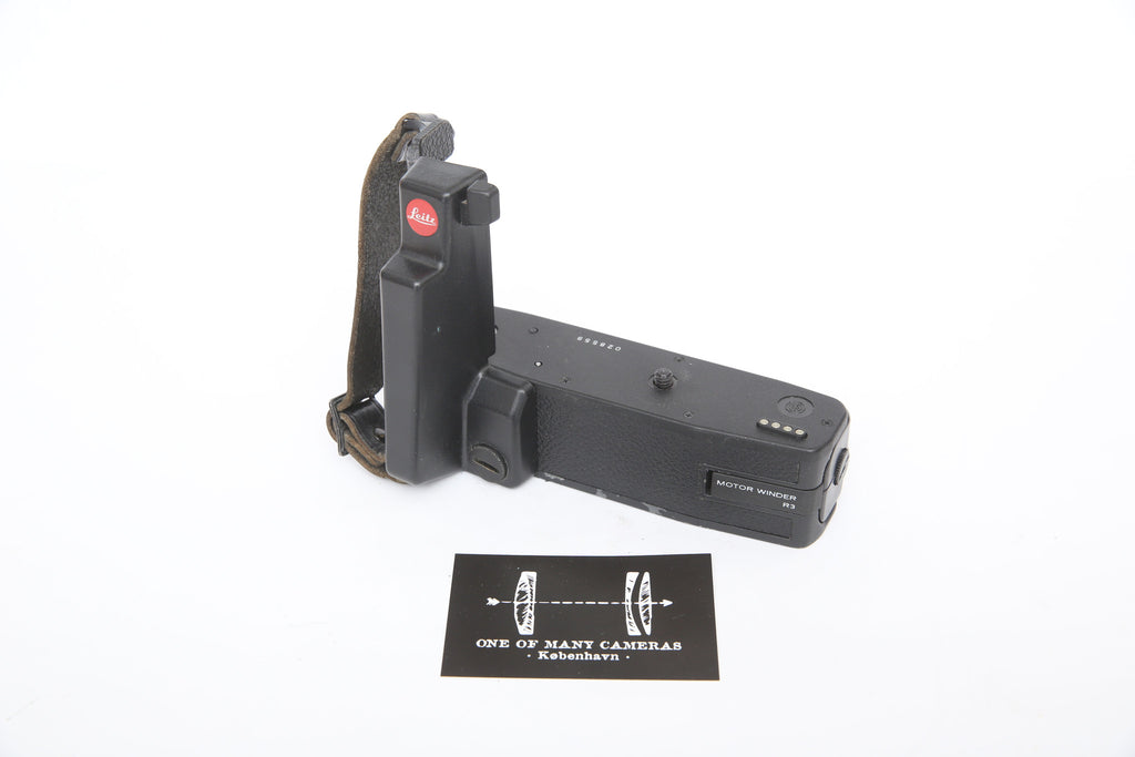 Leica Motor winder for R3