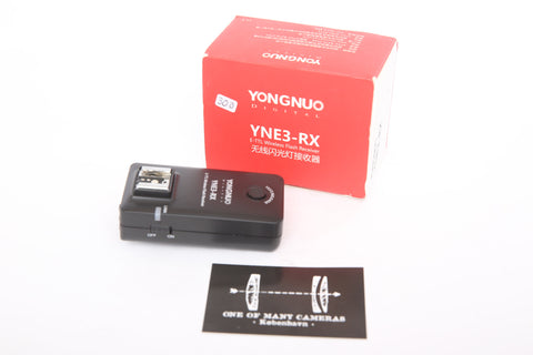 Youngnuo E-TTL Wireless Flash Receiver for CANON EF