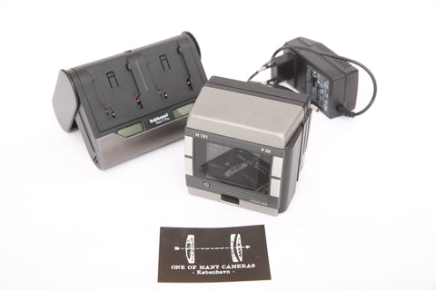 PhaseOne P20 H101 digital back for Hasselblad H - Mamiya RZ67 - Alpa12 TC