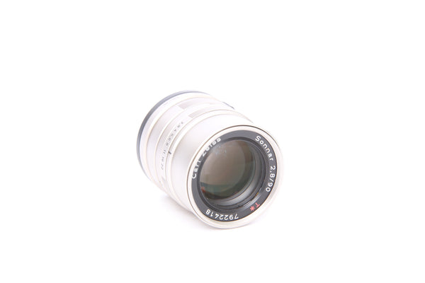 Contax G 90mm f2.8 Zeiss Sonnar - with lens hood GG-3