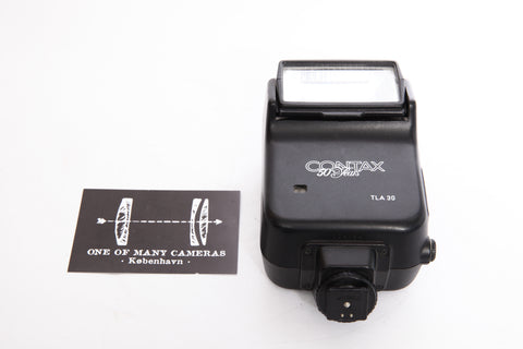 Contax TLA 30 - 50 years edition