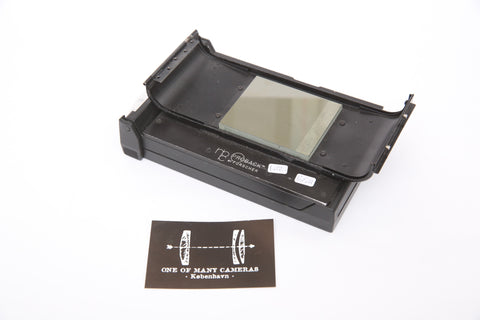 Pentax 67 Polaroid Back – ProBack by Forscher