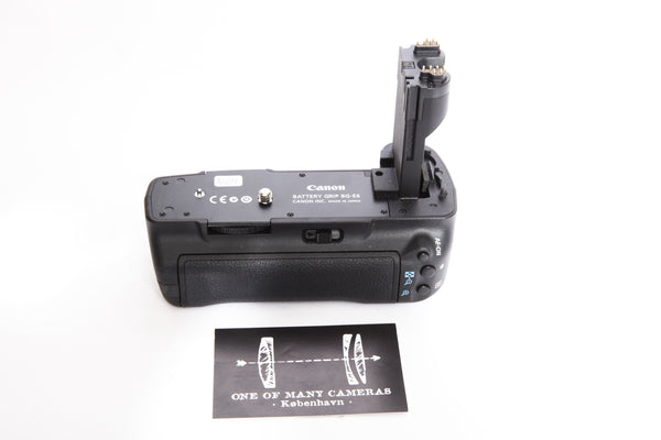 Canon Battery grip BG-E6 for Canon 5D mark II