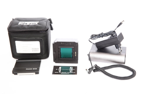 PhaseOne P20+ for Hasselblad V - newly serviced