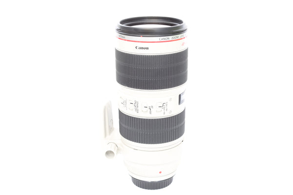 Canon EF 70-200mm f2.8 L IS USM II