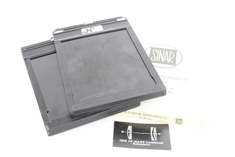 Fidelity 13x18 film holder / 5x7""