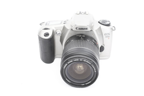 Canon EOS 3000 N Kit W. 28-80mm f