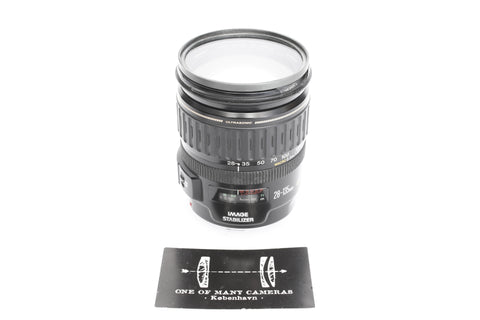 Canon EF 28-135mm f3.5-5.6 IS Ultrasonic
