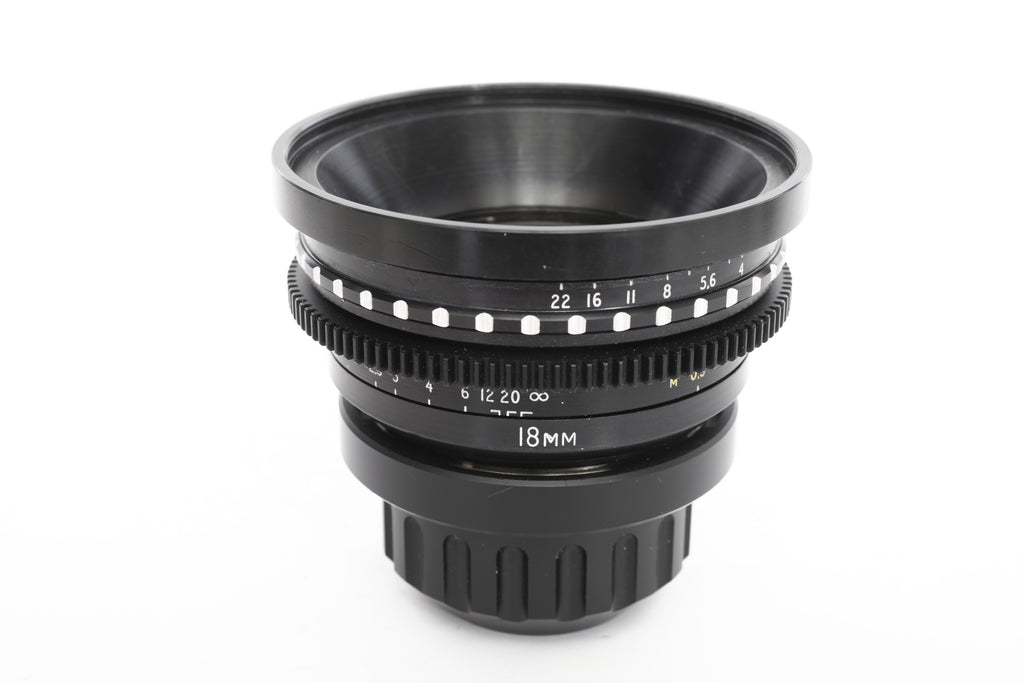 Cooke Speed Panchro SIII 18mm T2.2 - PL Mount - Rental Only