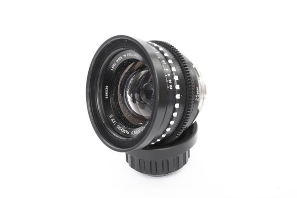 Cooke Speed Panchro SII 25mm T2.2 - PL Mount - Rental Only