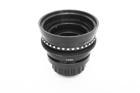 Cooke Speed Panchro SII 32mm T2.2 - PL Mount - Rental Only