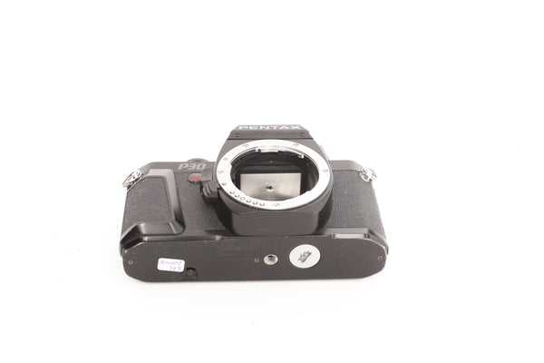 Pentax P3 Black - new light seals