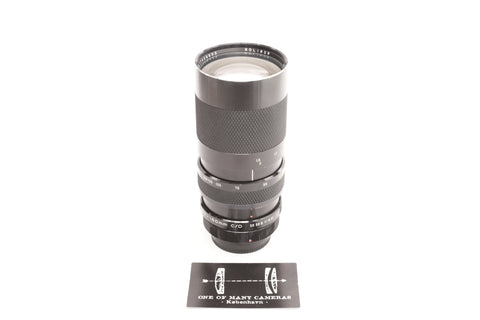 Soligor 45-150mm f3.5 - for Canon FD
