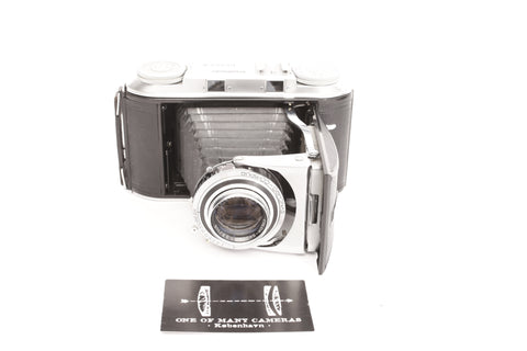 Voigtlander Bessa II 6x9 rangefinder with 105mm f3.5 Color-Heliar