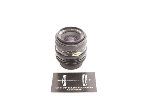 Tamron 28mm F2.8 BBAR MC - for Canon FD