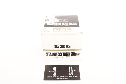 LPL Stainless Tank 35mm - new in box
