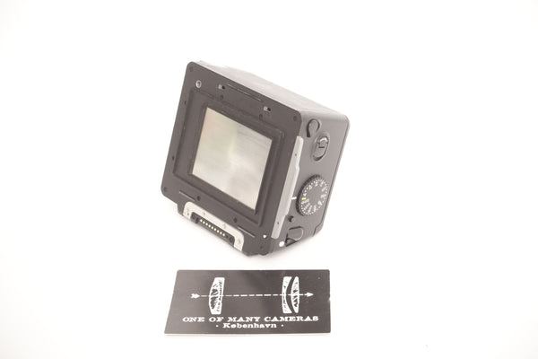 Contax 645 MFB-1 film back with insert MFB1A