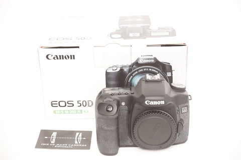Canon EOS 50D - with box