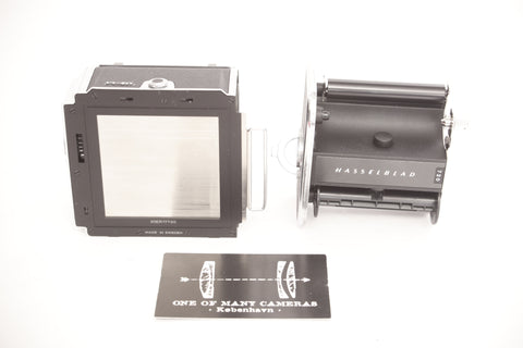 Hasselblad A12 Chrome - Newest version