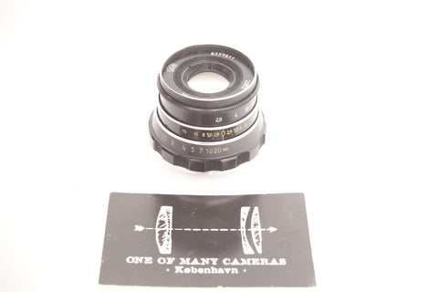 Industar 55mm f2.8 N-61 L/D - Leica Screw Mount