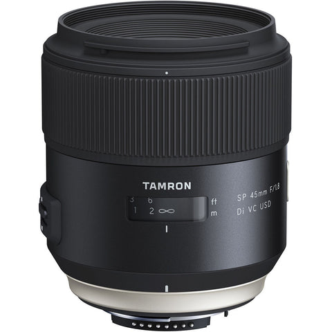 TAMRON SP 45MM F1.8 DI VC USD - Canon/Nikon/Sony