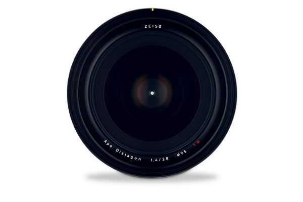 Zeiss Otus 28mm f1.4 Apo Distagon - Cine Lens - EF Mount - Rental Only