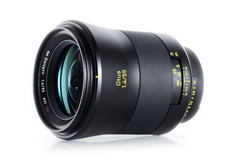 Zeiss Otus 55mm f1.4 Apo Distagon - Cine Lens - EF Mount - Rental Only