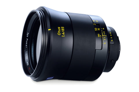 Zeiss Otus 85mm f1.4 Apo Planar - Cine Lens - EF Mount - Rental Only
