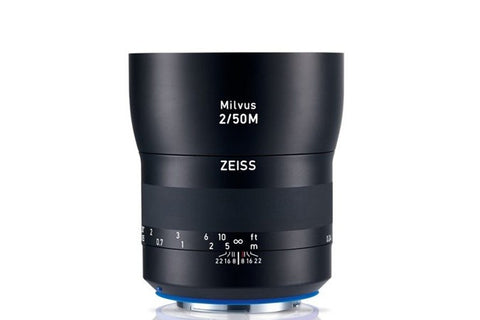 Zeiss Milvus 50mm f2 Macro ZE for Canon