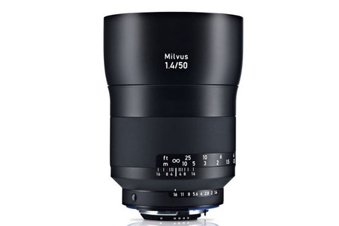 Zeiss Milvus 50mm f/1.4 ZF.2 for Nikon