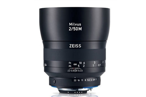 Zeiss Milvus 50mm f2 Macro ZE for Nikon