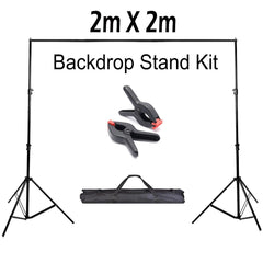 Backdrop Stand Kit 2m X 2m
