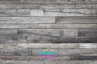 Backdrop - Aged Oak Planks