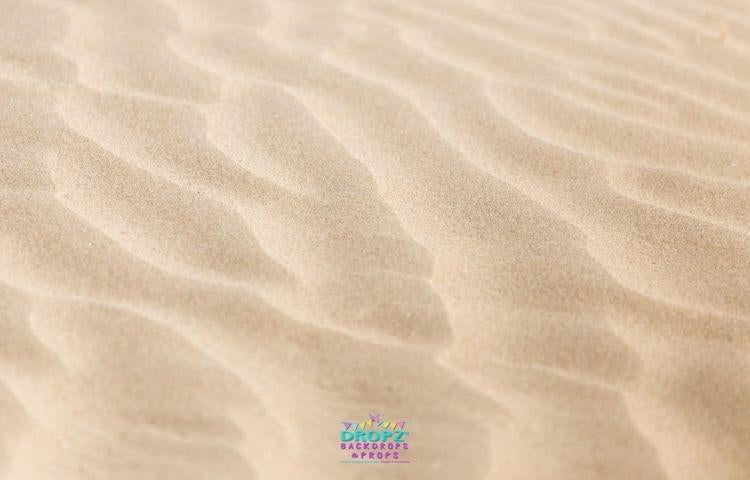 Backdrop - Beach Sand Floor 2