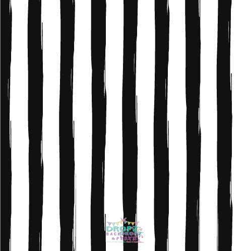 Backdrop - Bold Stripes - You Choose Colors