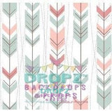Chevron Arrows Tribal