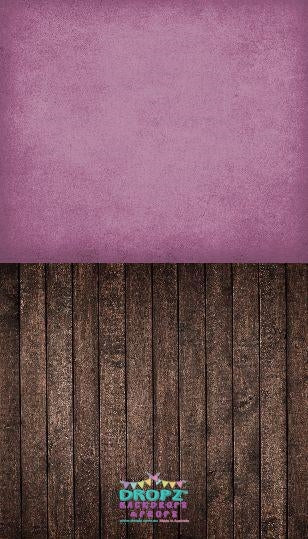 Backdrop - Chocolate Plum Combo