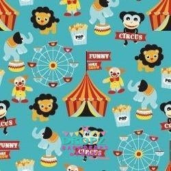 Backdrop - Circus Background