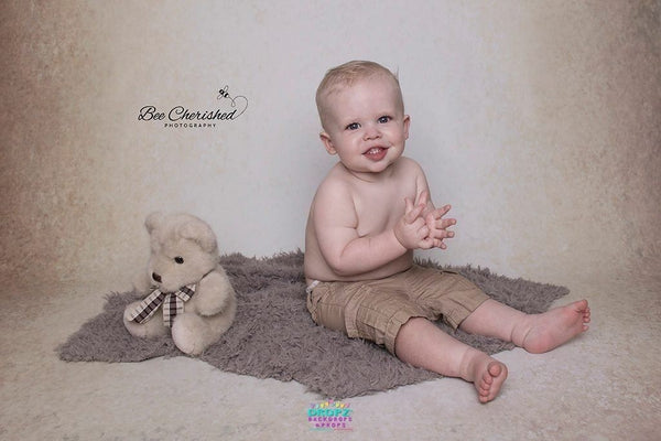 Backdrop - Cocoa Beige Perfect Portraits