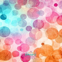 Backdrop - Colored Confetti