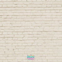 Backdrop - Creamy Brick Wall