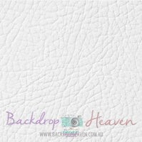 Backdrop - Custom Made In Your Color Choice - Textured Leather