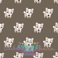 Backdrop - Cute Foxy Dog