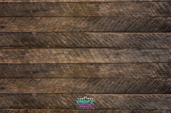 Backdrop - Dark Wood Floor