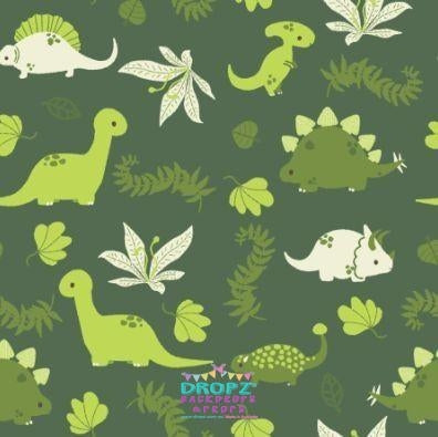 Backdrop - Dinosaur Background
