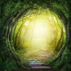 Backdrop - Enchanted Forest