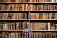Backdrop - Library Books